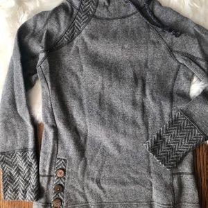 NWT Prana Lucia wool sweater size small